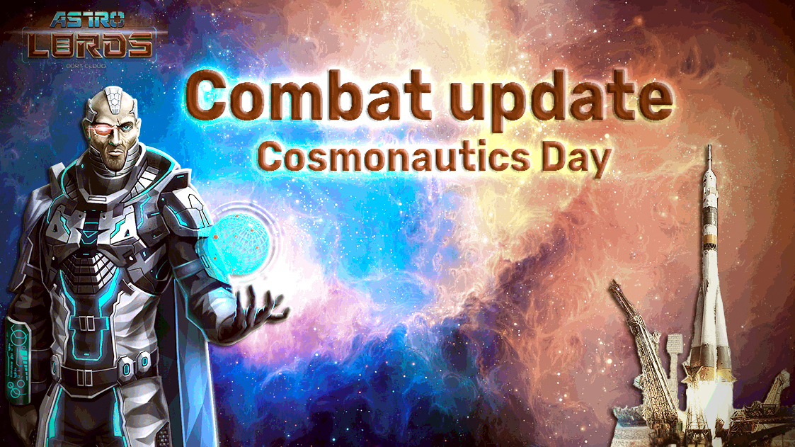 cosmonautics update day astro lords game mmo space online strategy combat ship celebrate minecraft