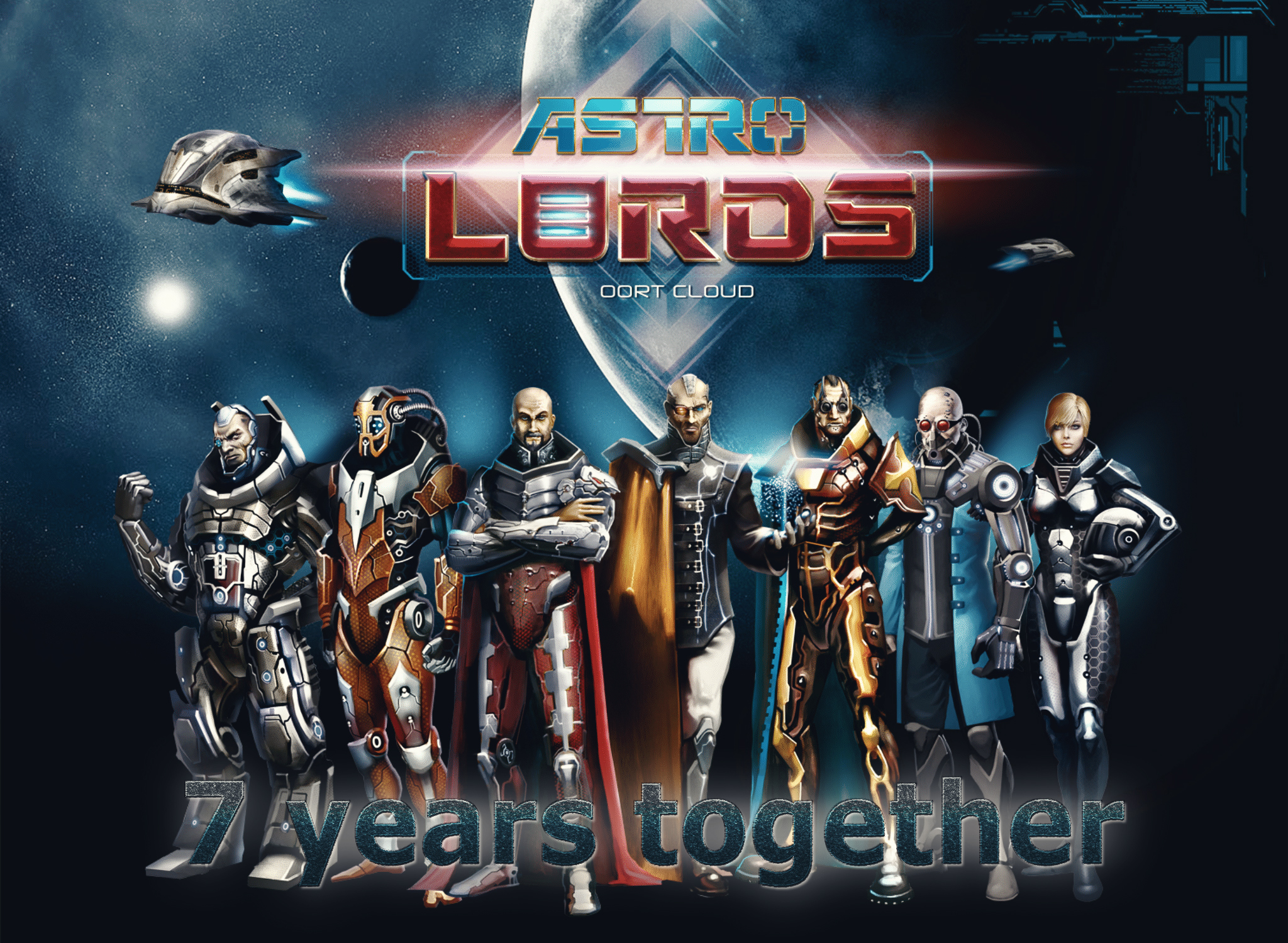 astrolords 2021 game mmo birthday strategy space solar system