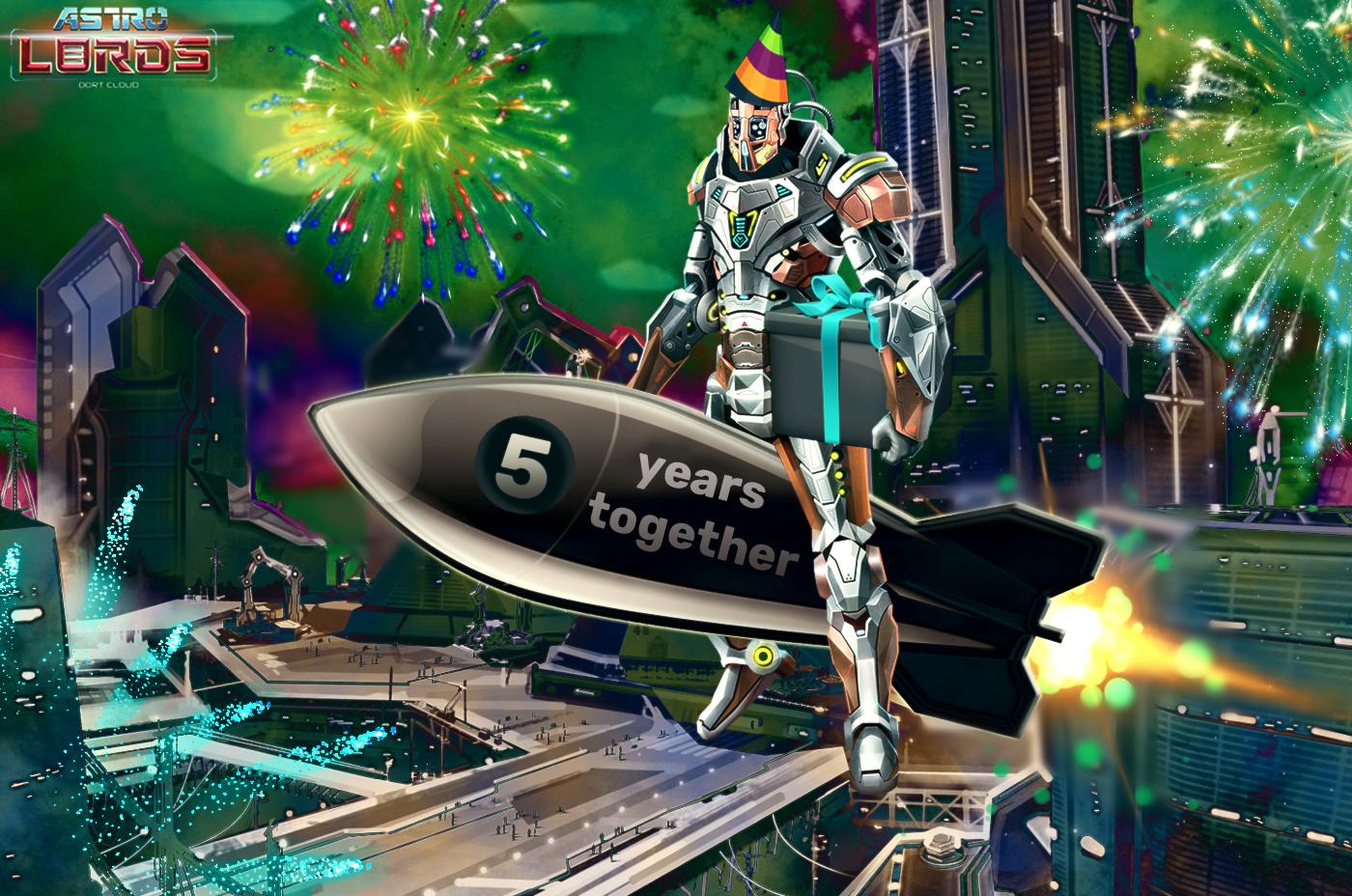 astrolords birthday game mmo space 30 may bonus week