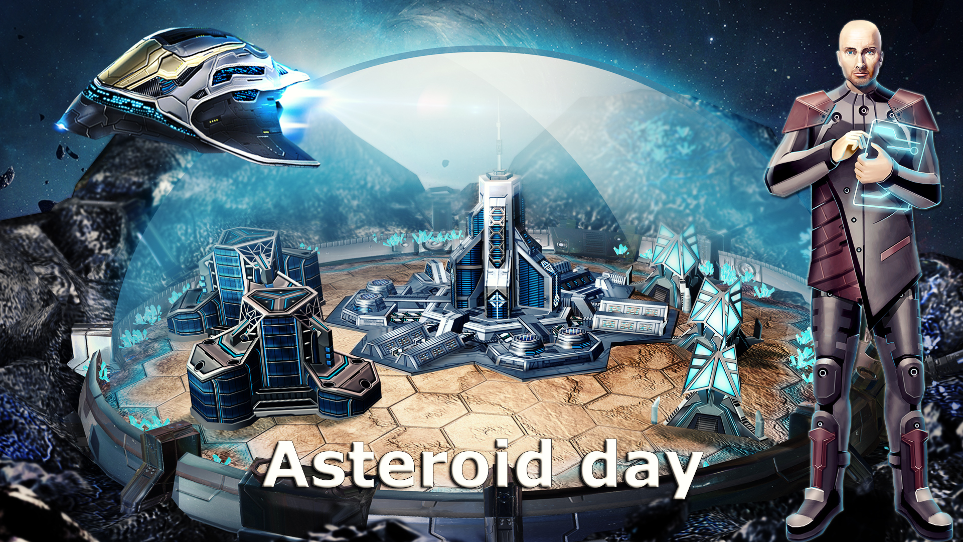 asteroid day astrolords lord game mmo online unity3d strategy