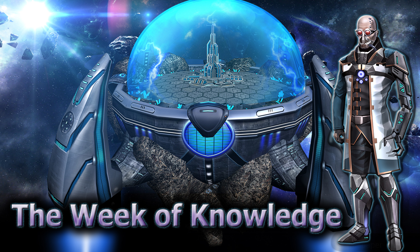 astro lords knowledge week